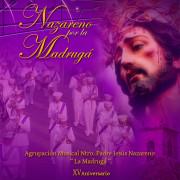 """Portada del nuevo disco de la AM """"La Madrugá"""""""