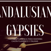 Andalusian gypsies - Miguel Angel Font Morgado - 2