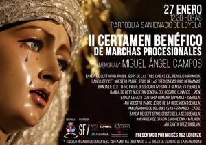 A.M Virgen de Gracia certamen san pablo miguel angel font morgado soprano annie raunnio