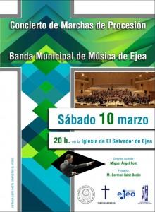 concierto marchas banda municipal egea de los caballeros miguel angel font director invitado