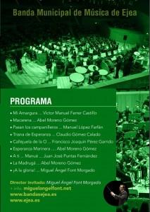 programa 2 concierto banda municipal ejea de los caballeros miguel angel font director invitado1