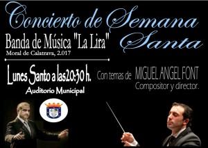 concierto semana santa musica de miguel angel font